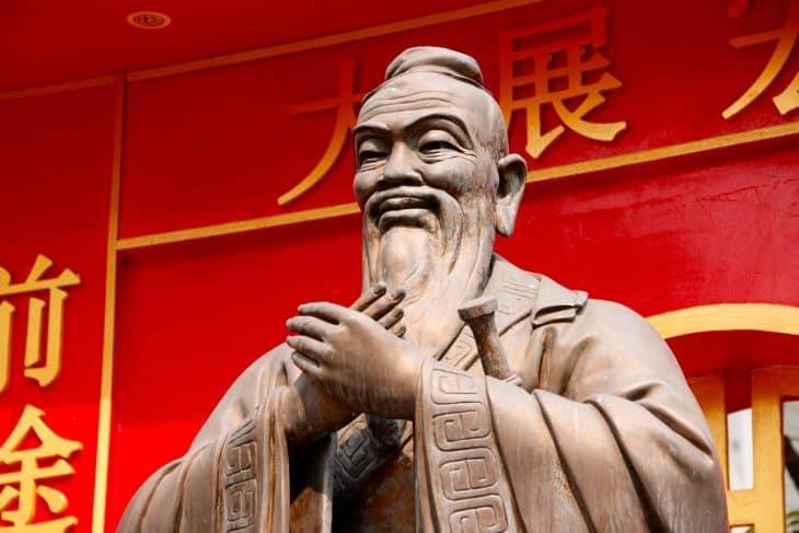 Confucius facts