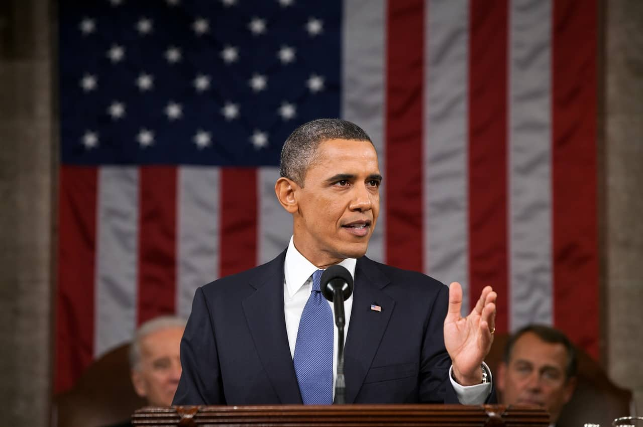 barack obama for 100 most influential people