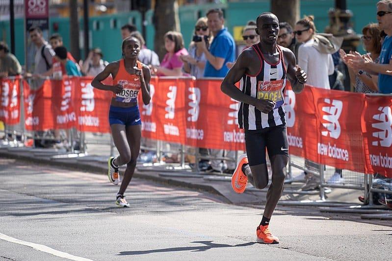 brigid kosgei fastest female marathon runner