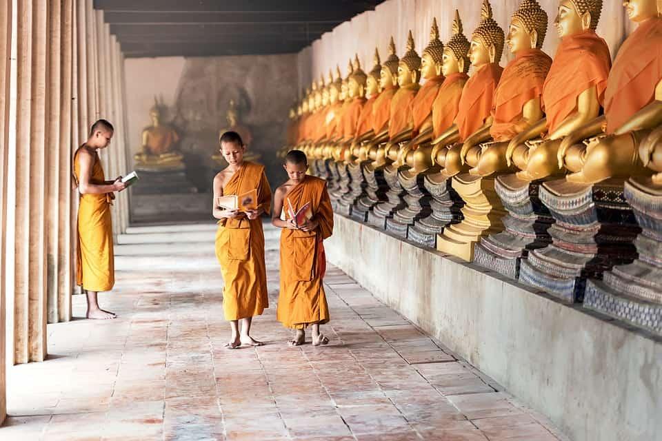 buddhism in thailand, thailand facts