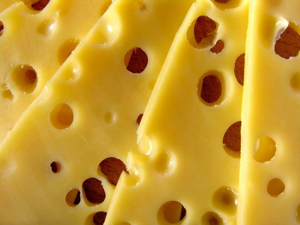 cheese dental facts