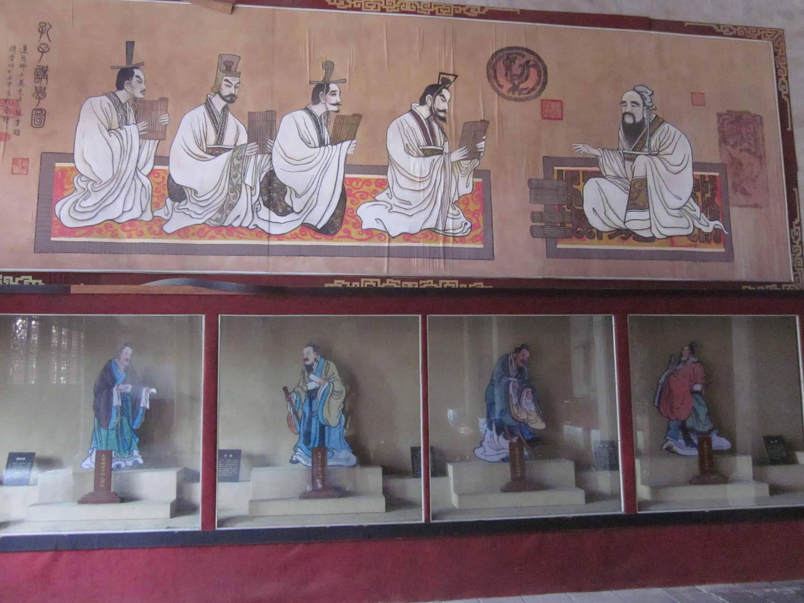 Confucianism disciples