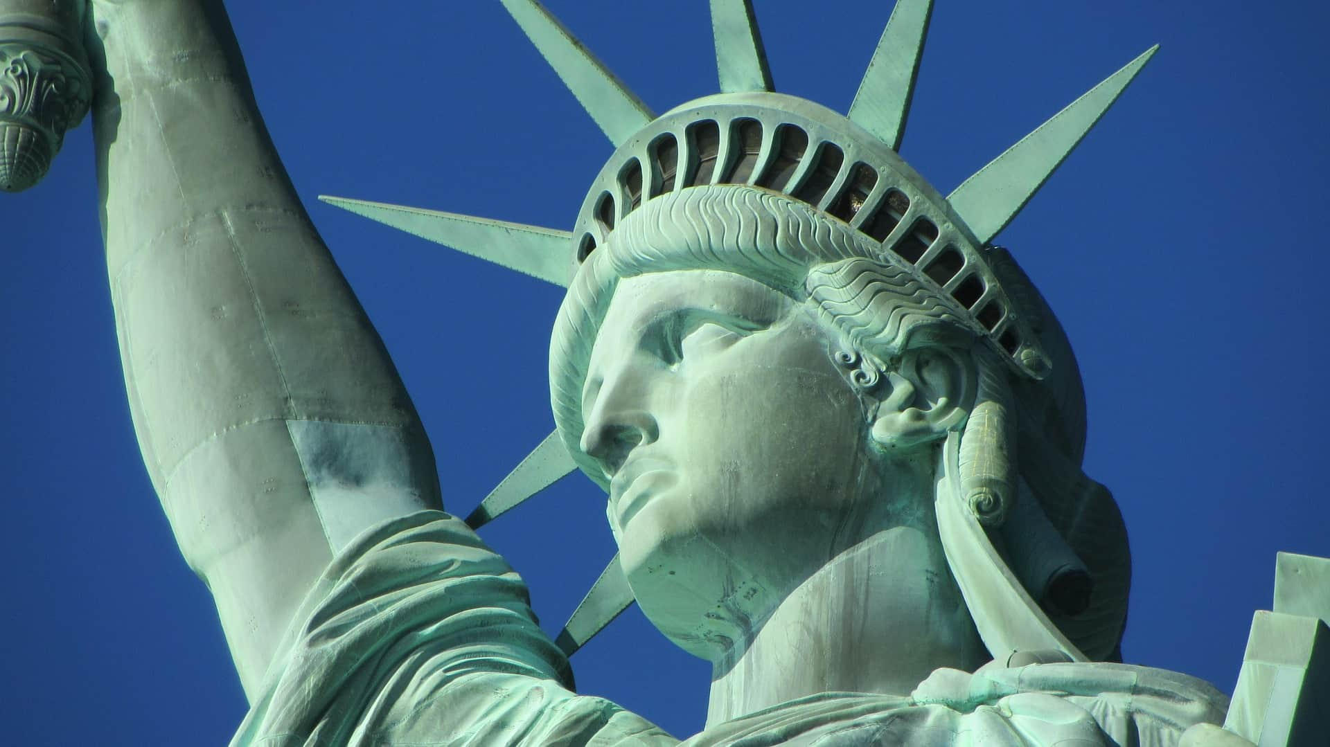 statue of liberty, copper facts