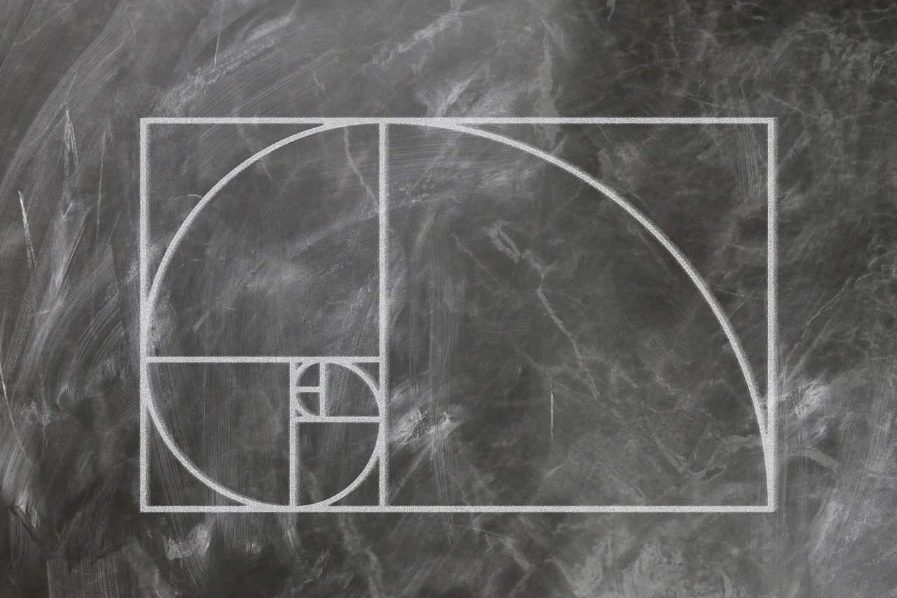 golden spiral, fibonacci facts