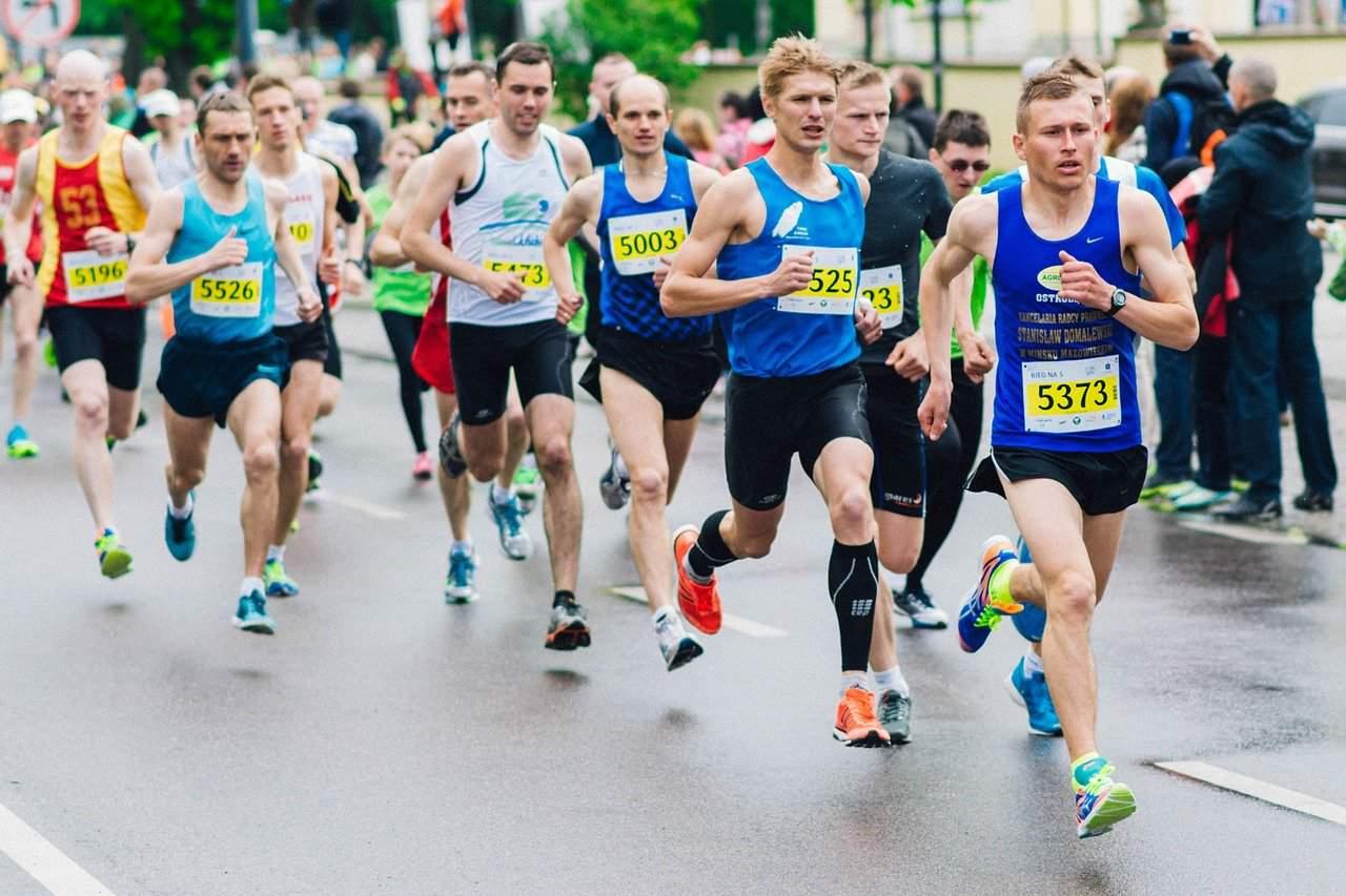 marathon participants, running facts