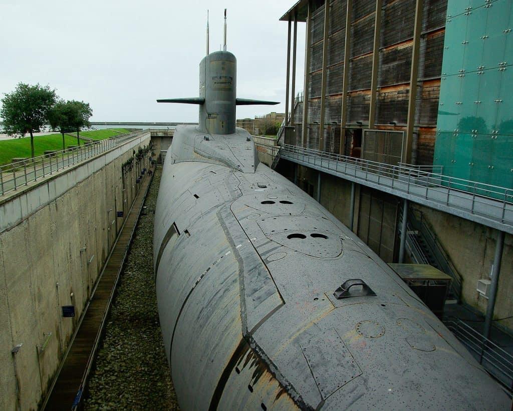 submarine nuclear energy facts