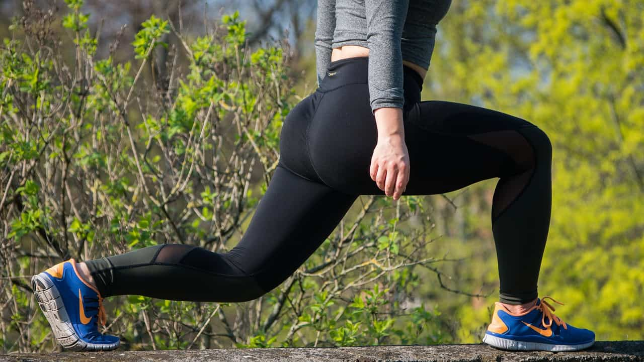 running facts about women's fat