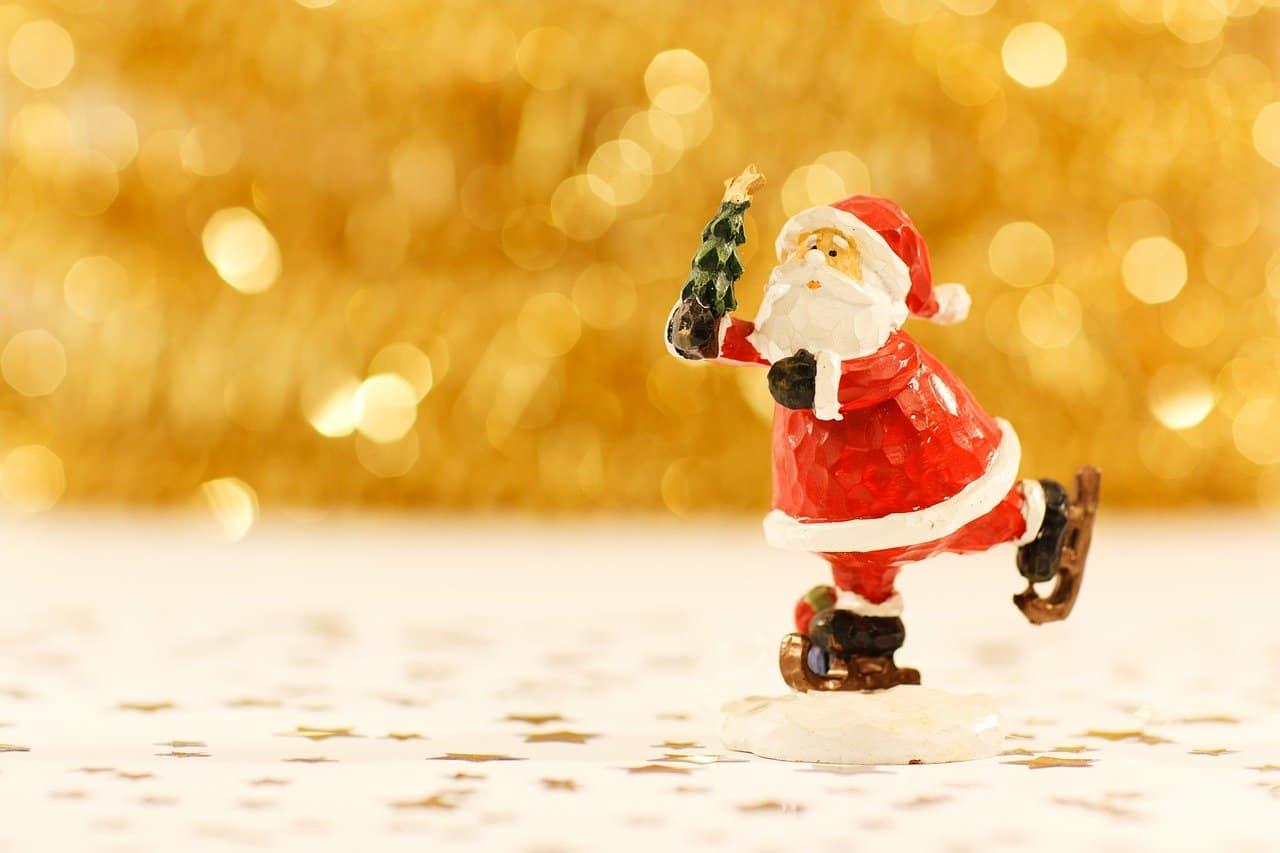 santa claus, decor, christmas facts