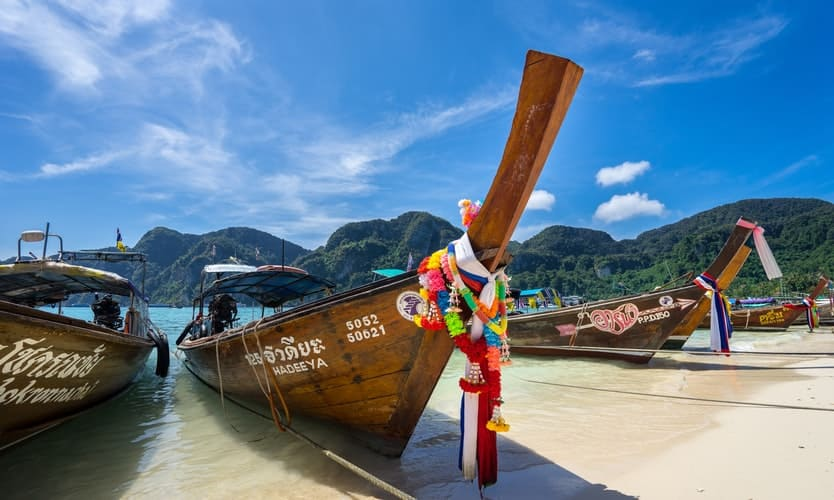 boat, thailand facts