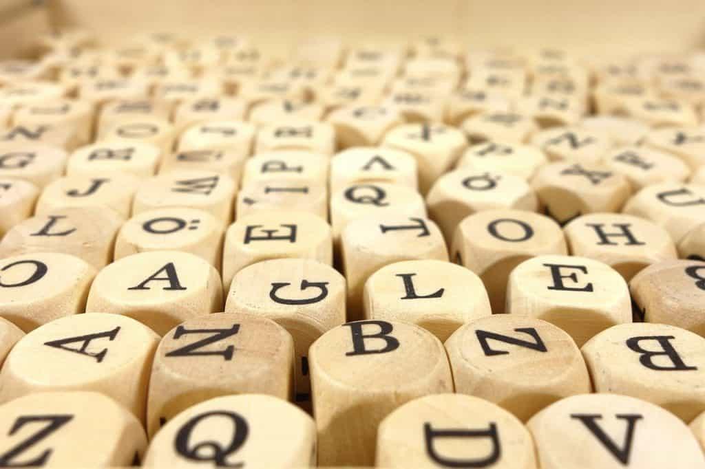 alphabet language facts