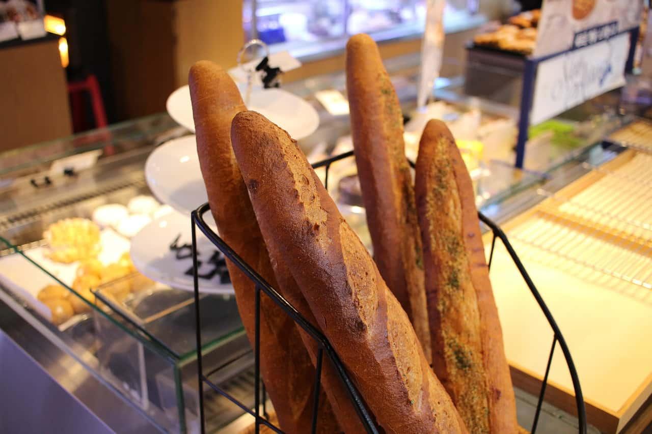 baguette from paris