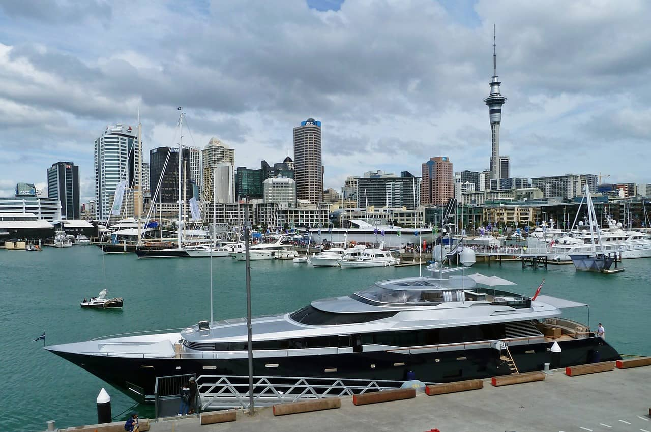 boats in auckland new zealand