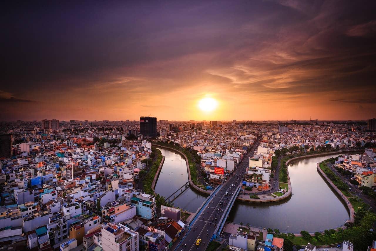 capital of vietnam ho chi minh city