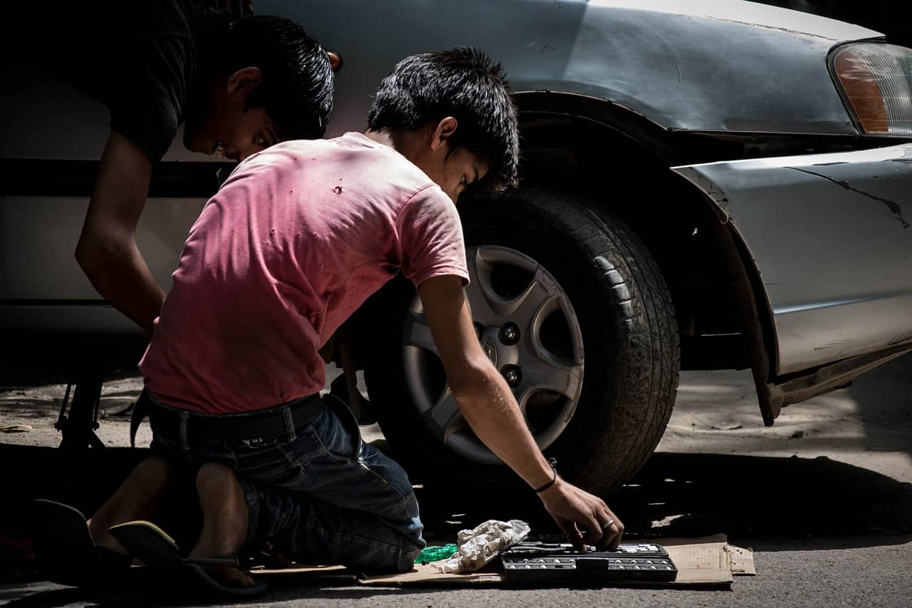 child labor in vietnam