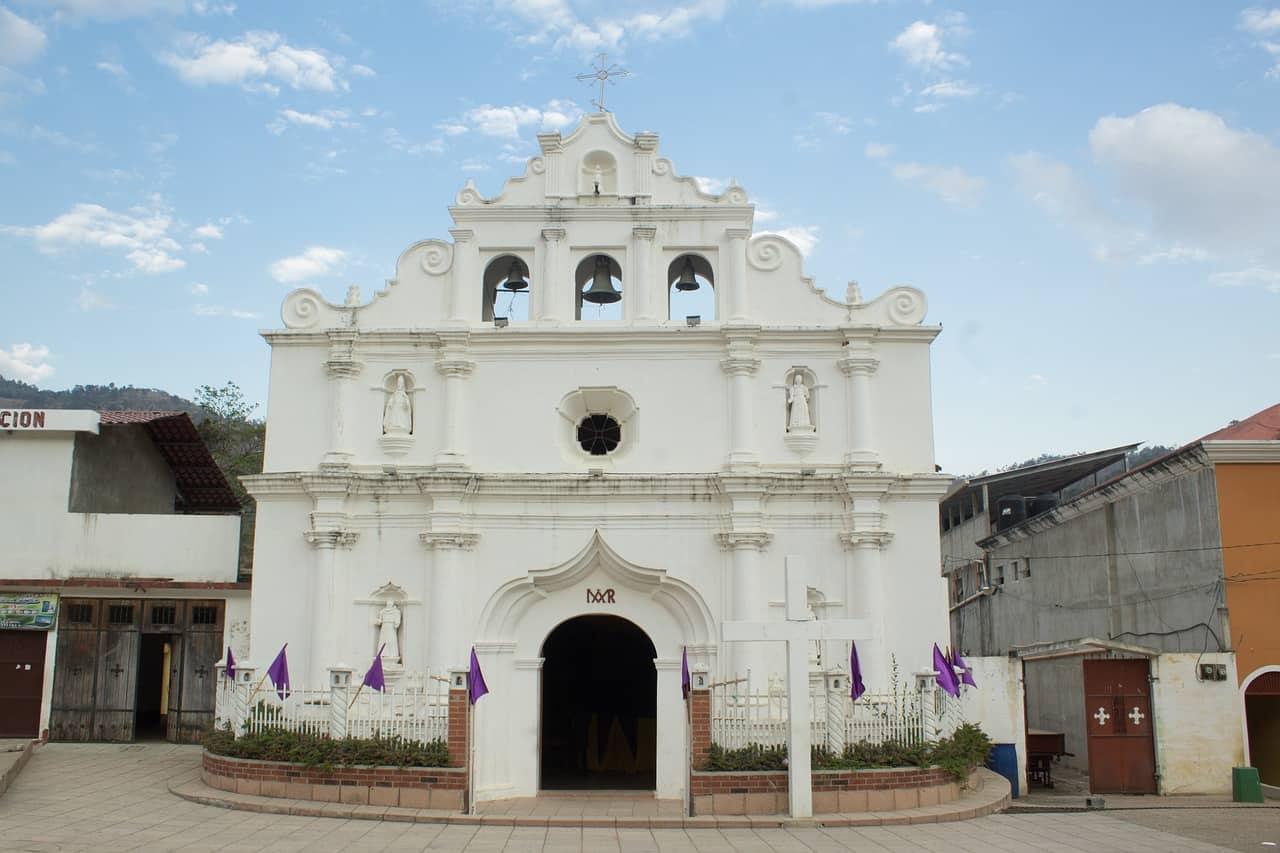 christianity in guatemala, church