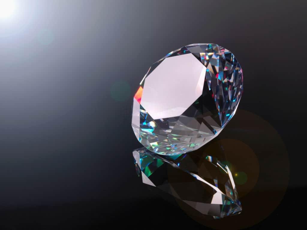 diamond, carbon facts