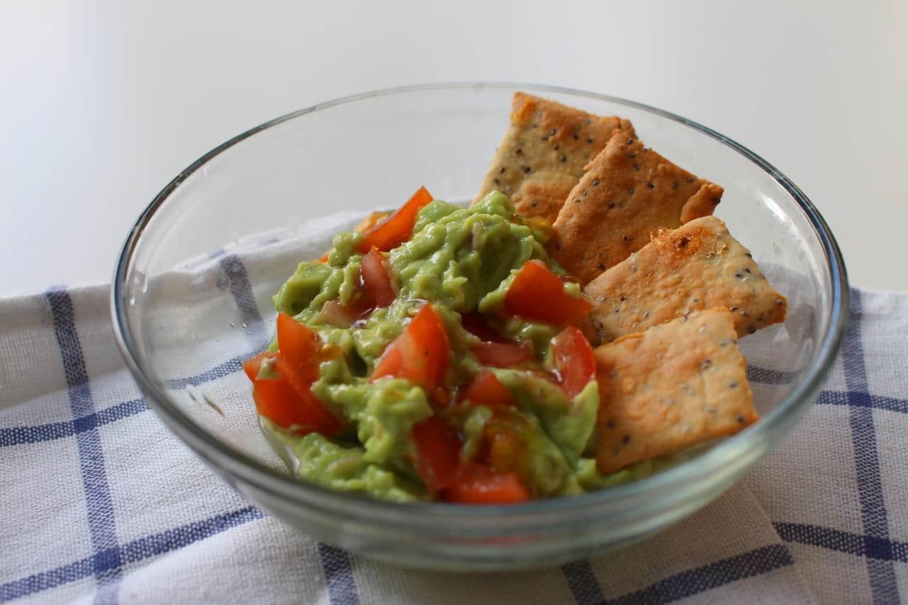 guacamole made with avocado, avocado facts