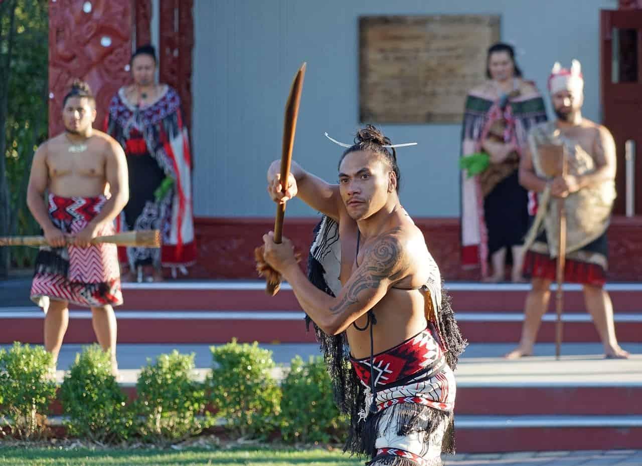 maori in new zealand