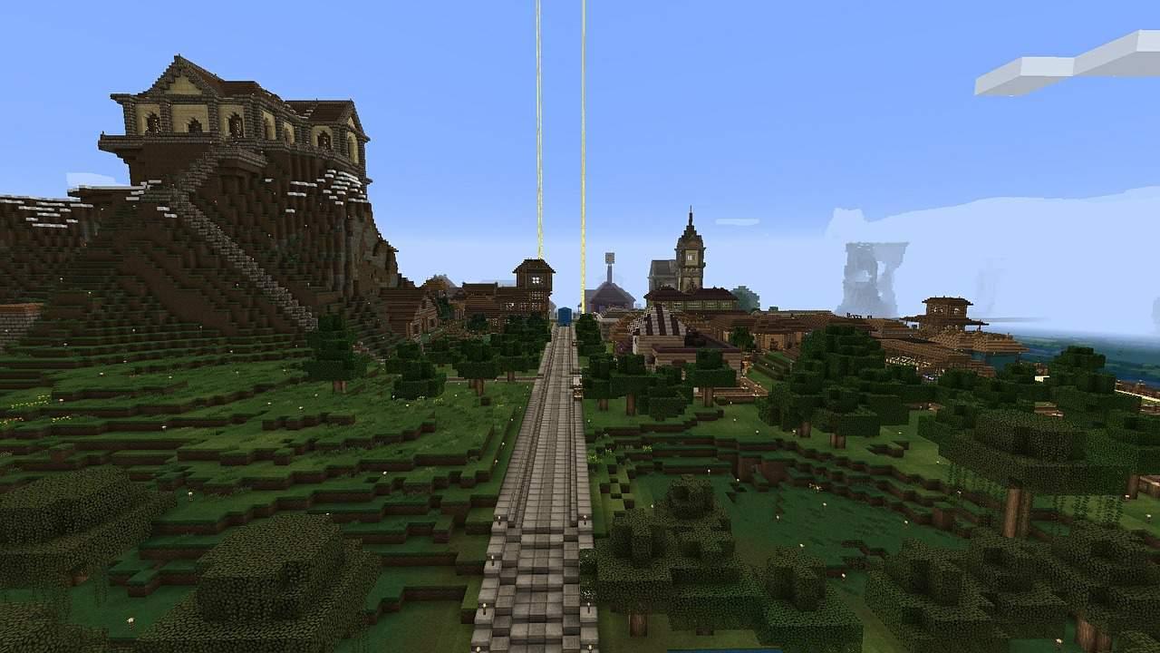 overworld, minecraft facts