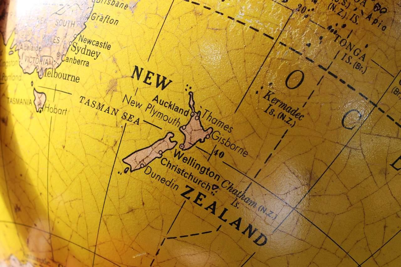 new zealand islands, new zealand facts