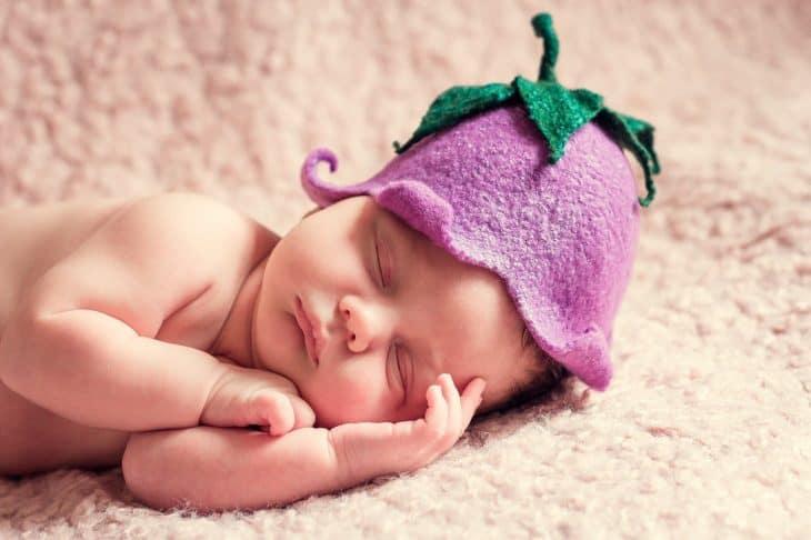 sleeping, baby facts