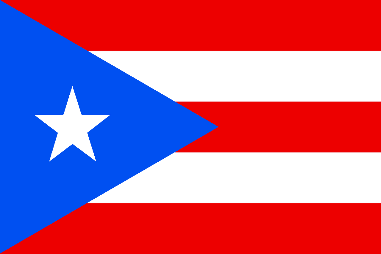 flag, puerto rico facts