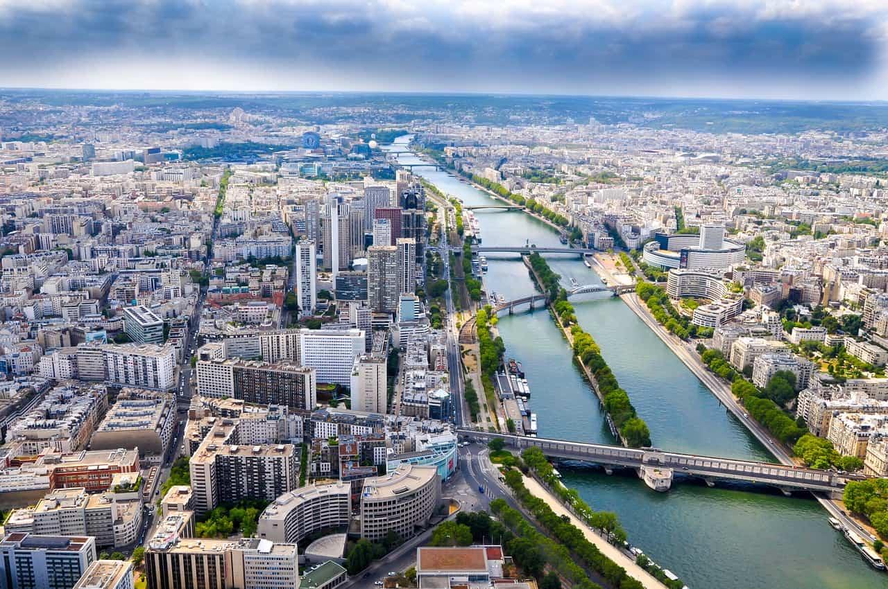 paris, buildings, river, paris facts