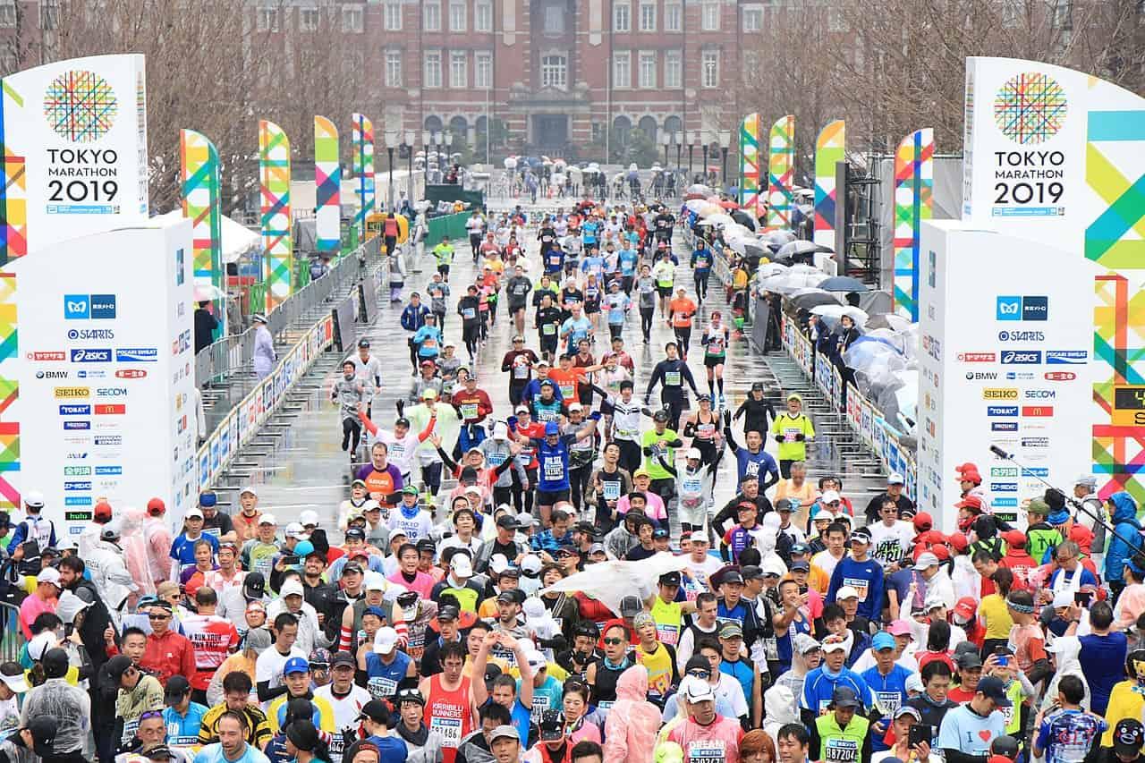 tokyo marathon, tokyo facts