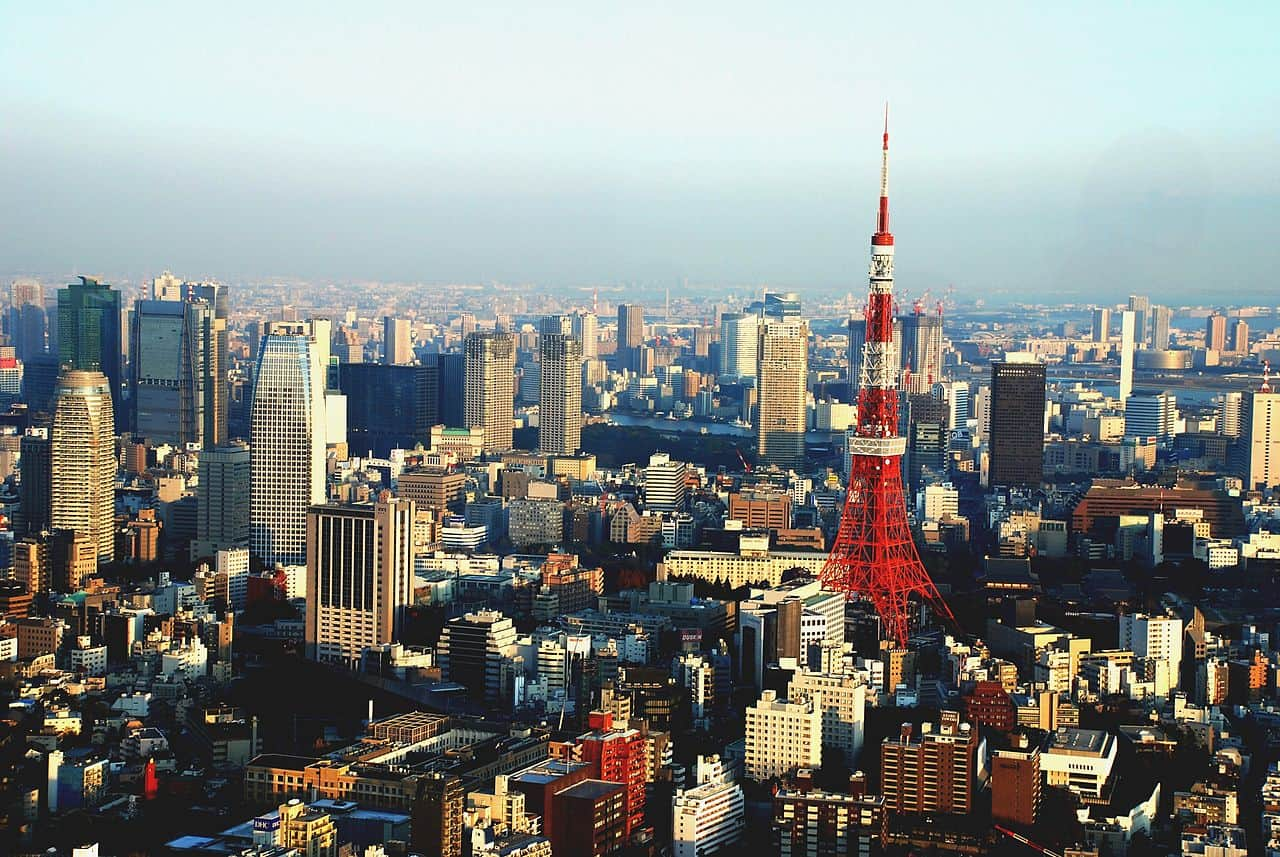 tokyo tower, tokyo facts