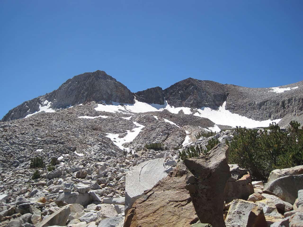 triple divide peak, montana facts