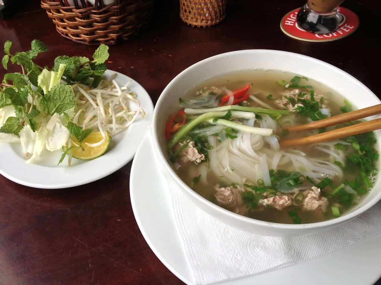 pho, vietnam facts