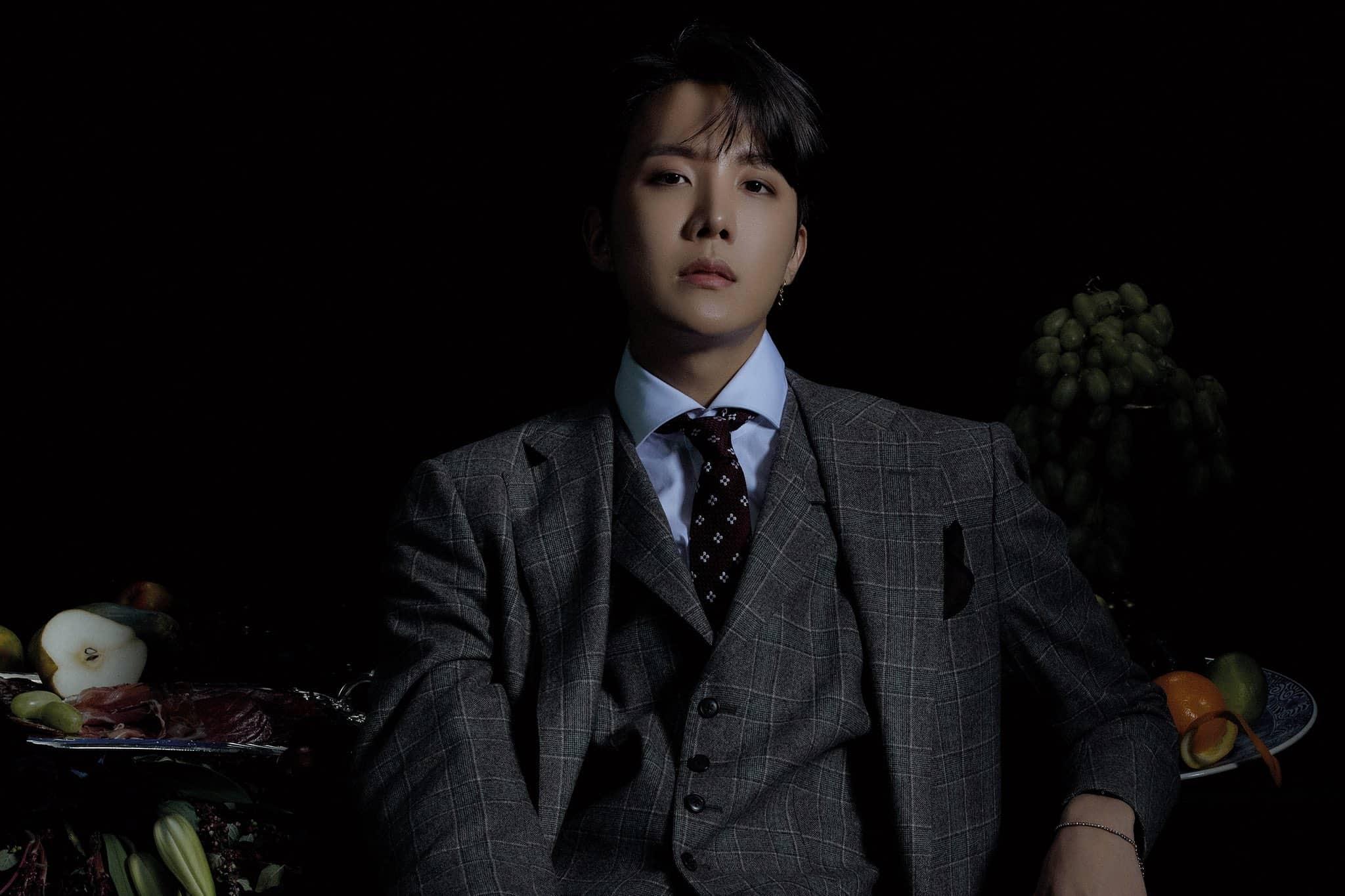 BTS member jung ho seok J-Hope