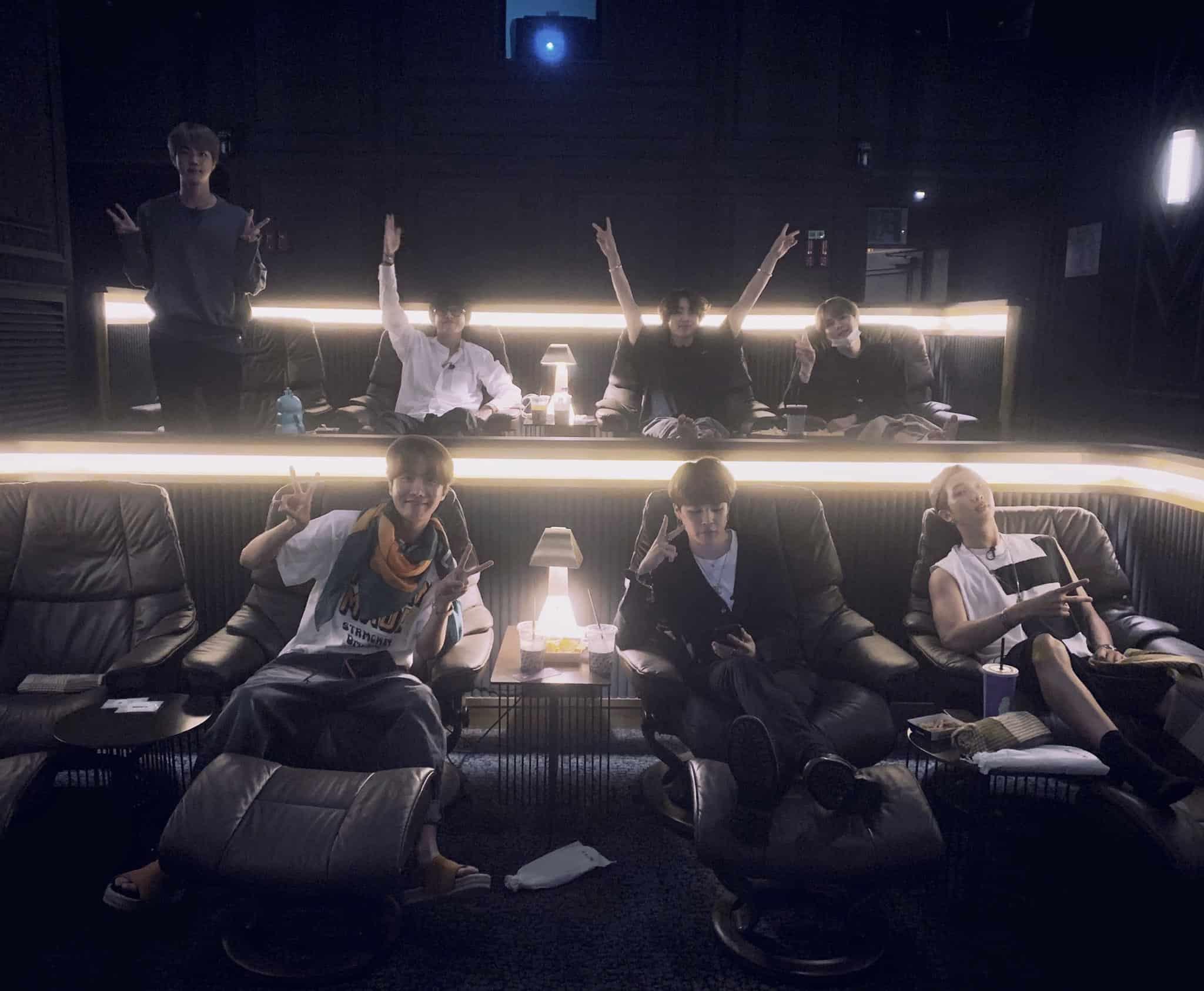 BTS south korean boyband
