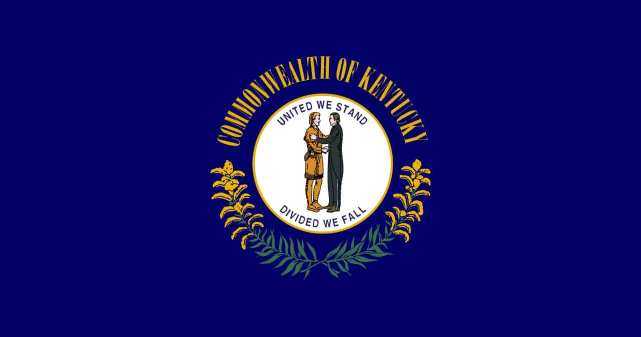 Kentucky flag, Kentucky facts