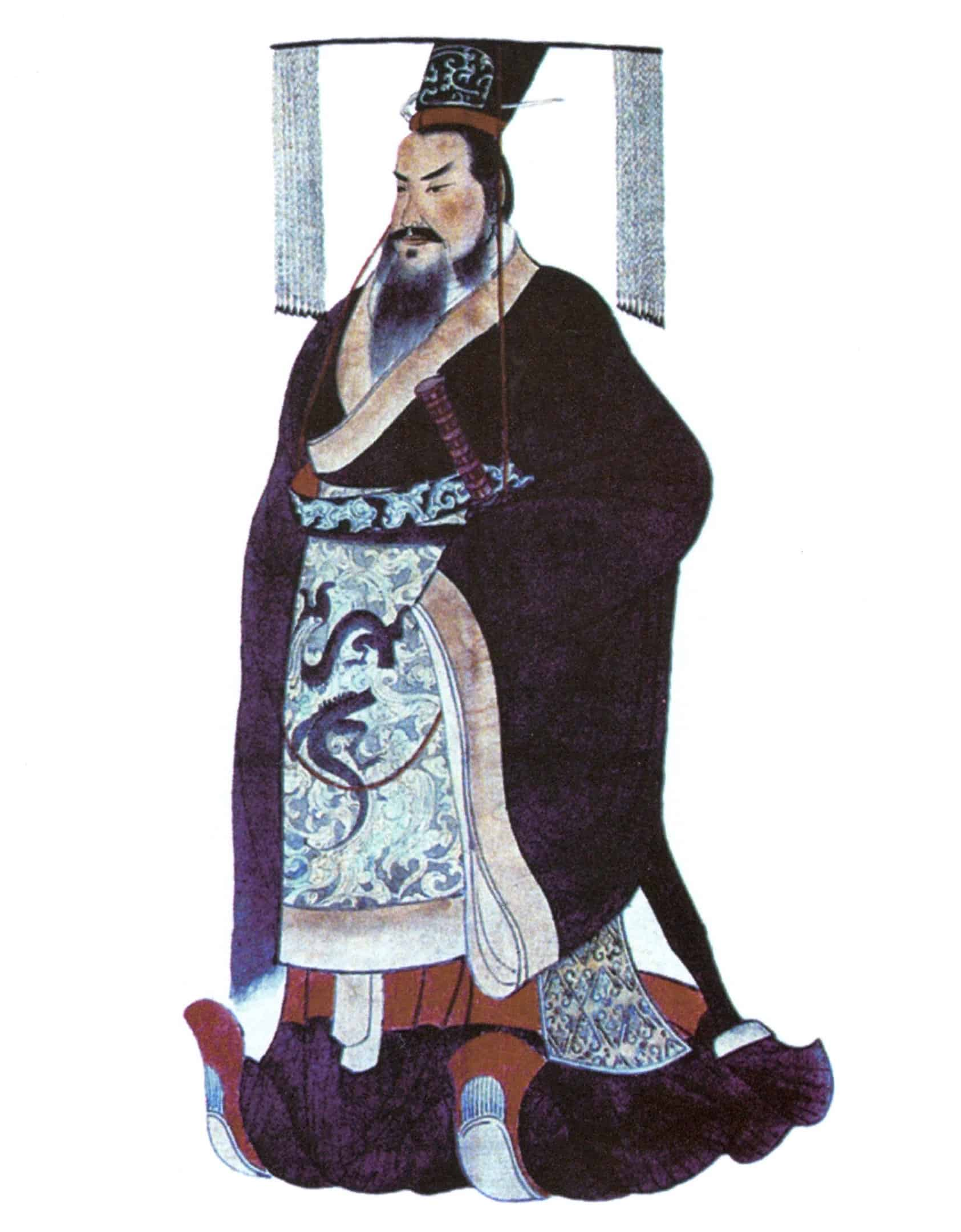 Qin Shi Huang, First Emperor of China, music facts