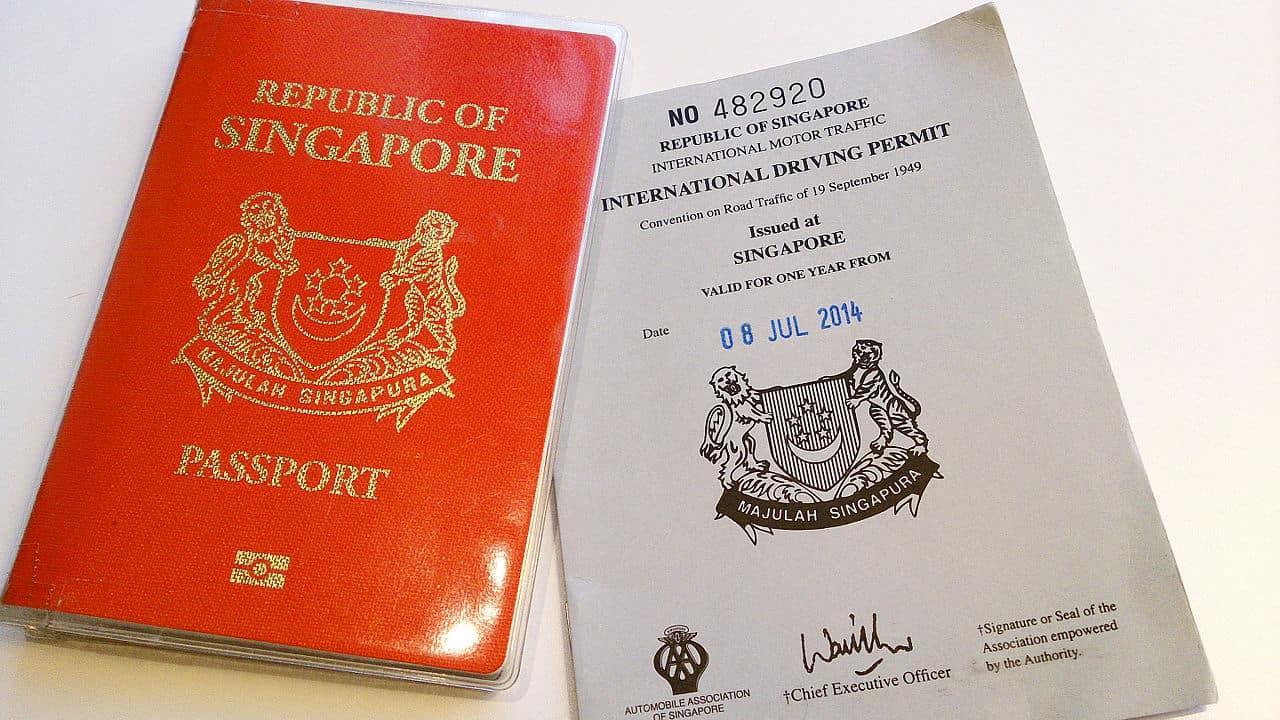 Singapore passport, Singapore facts