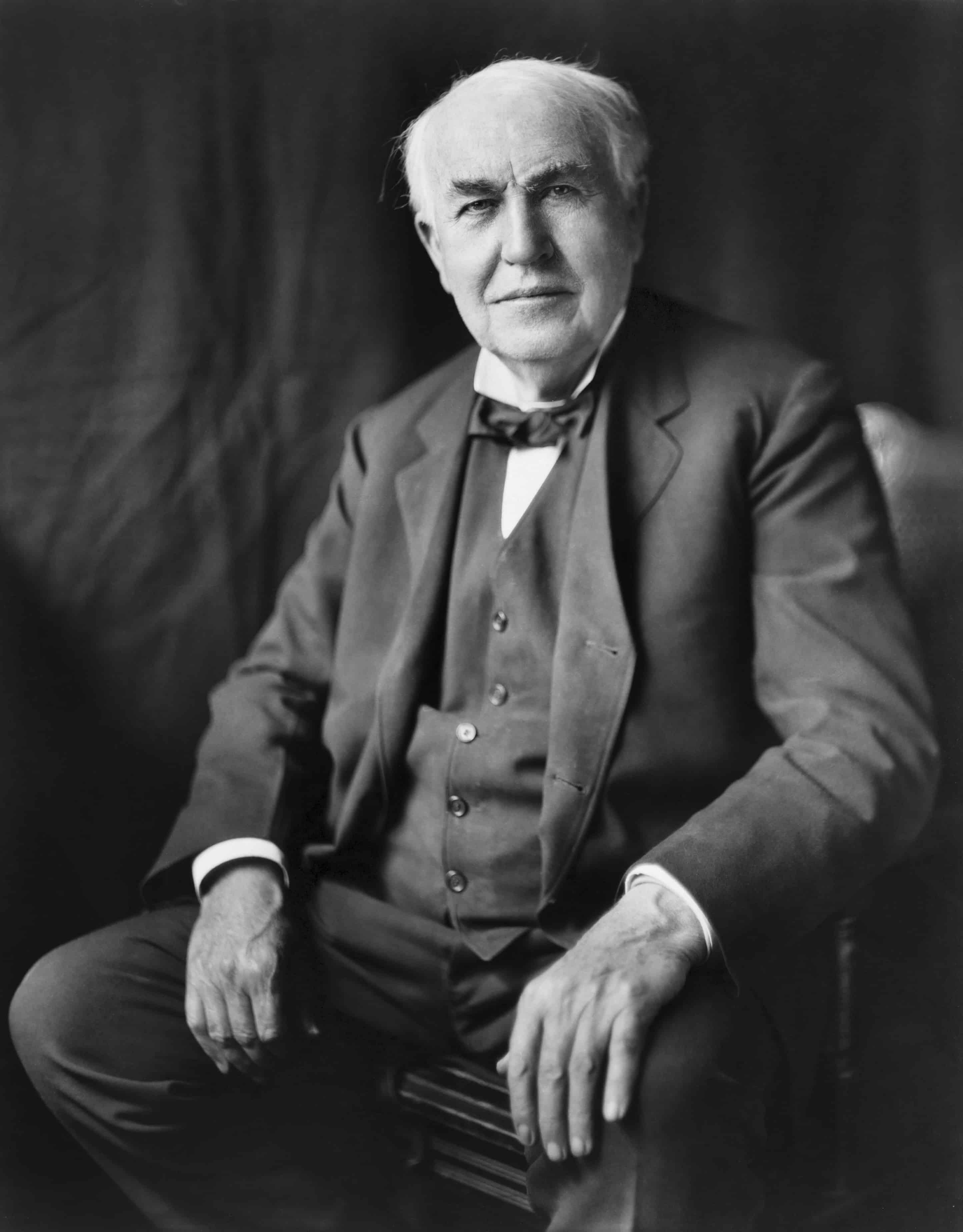 Thomas Edison, Kentucky facts