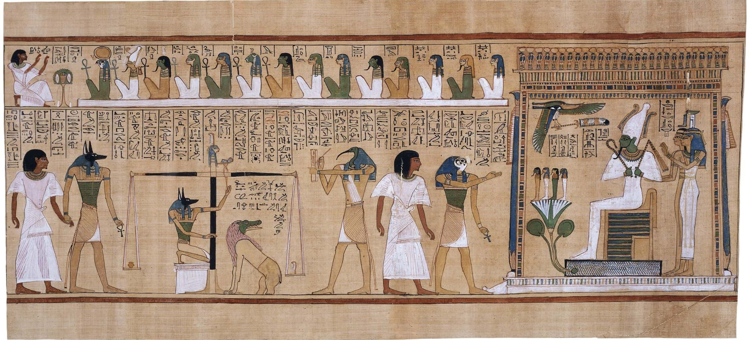 Ancient Egyptians, Religion Facts