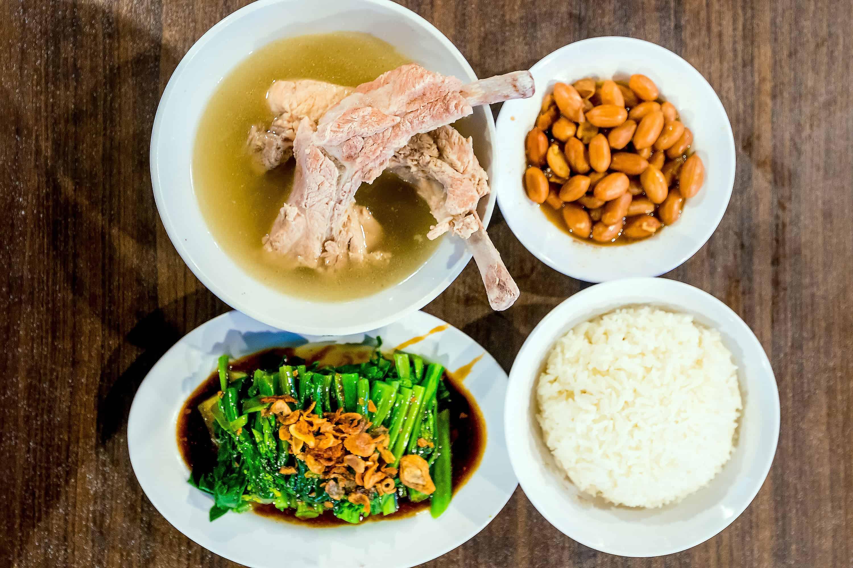 bak kut teh, singapore food, singapore facts