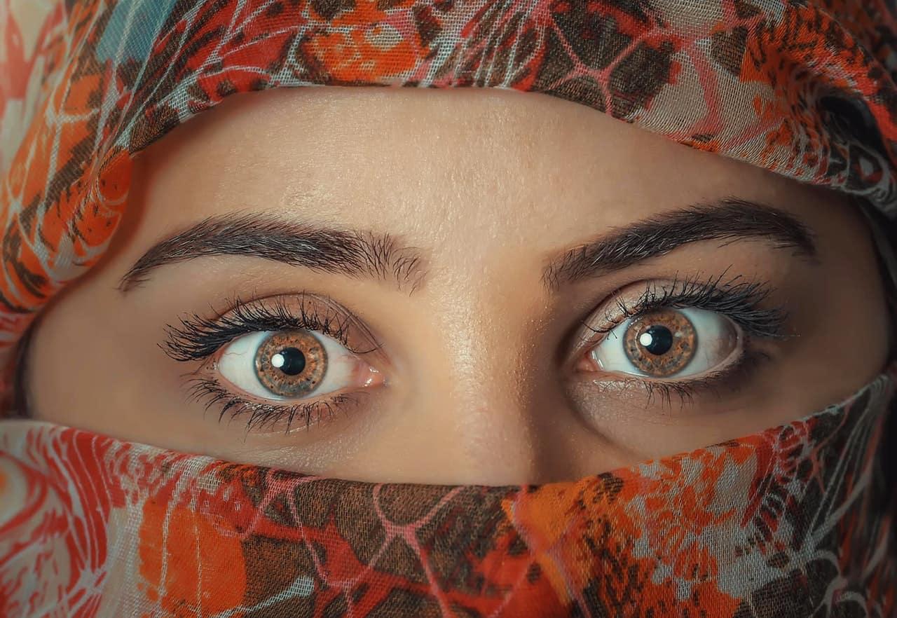 human eye, nature facts