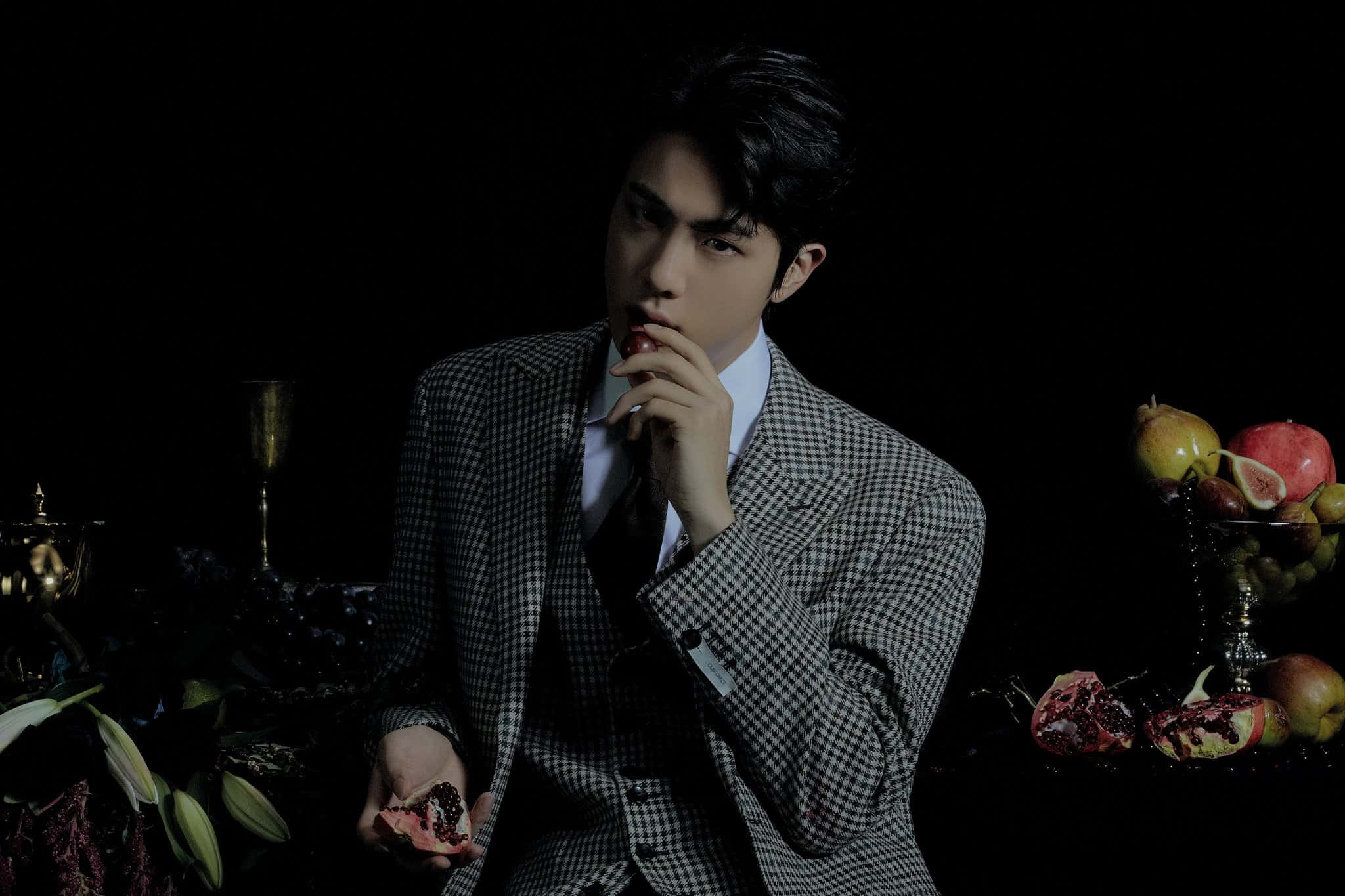 bts member kim seok jin