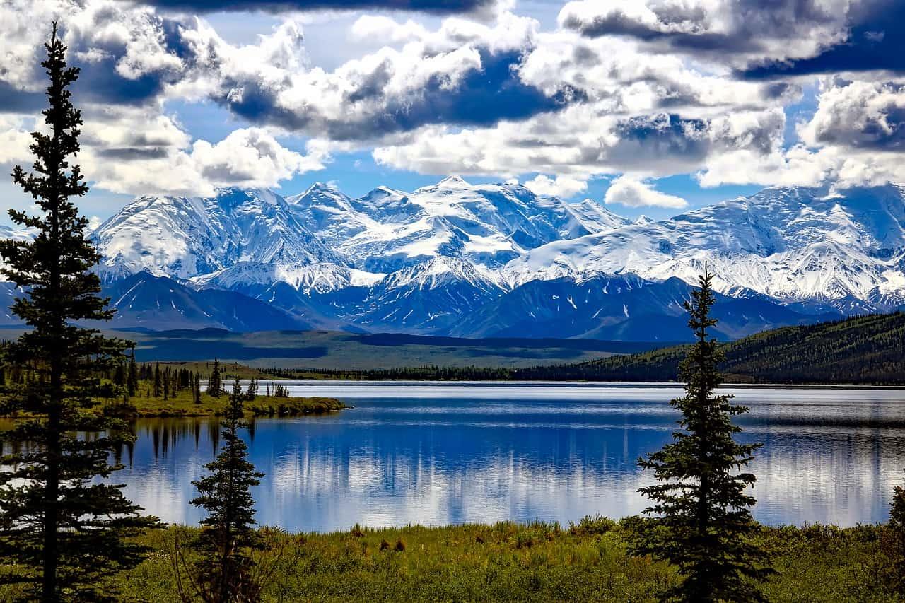 denali national park. alaska facts