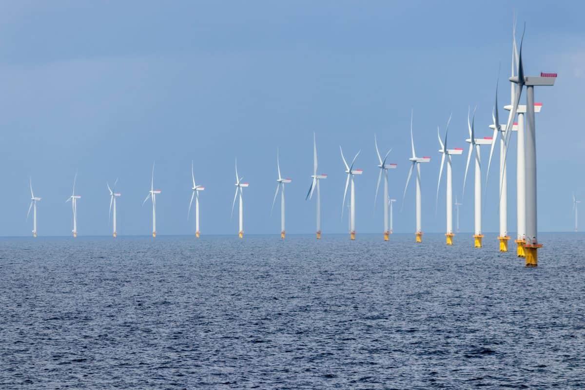 denmark wind farm, denmark facts