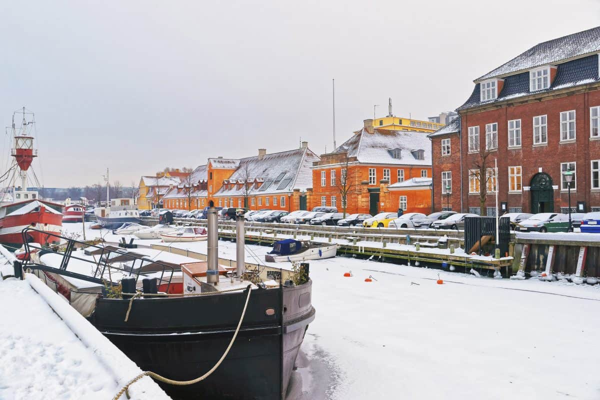 denmark winter, denmark facts