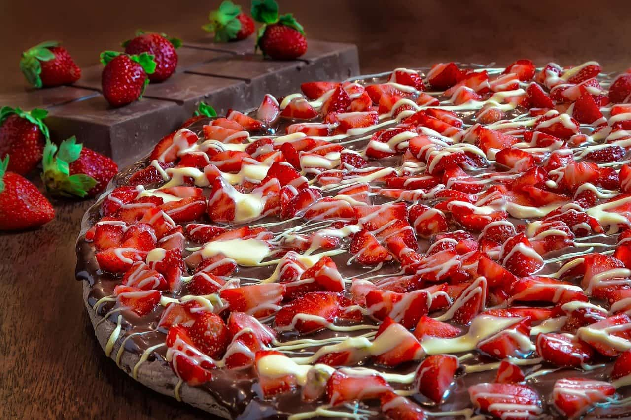 dessert pizza, pizza facts