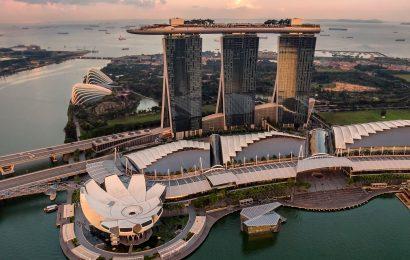 singapore marina bay, singapore facts