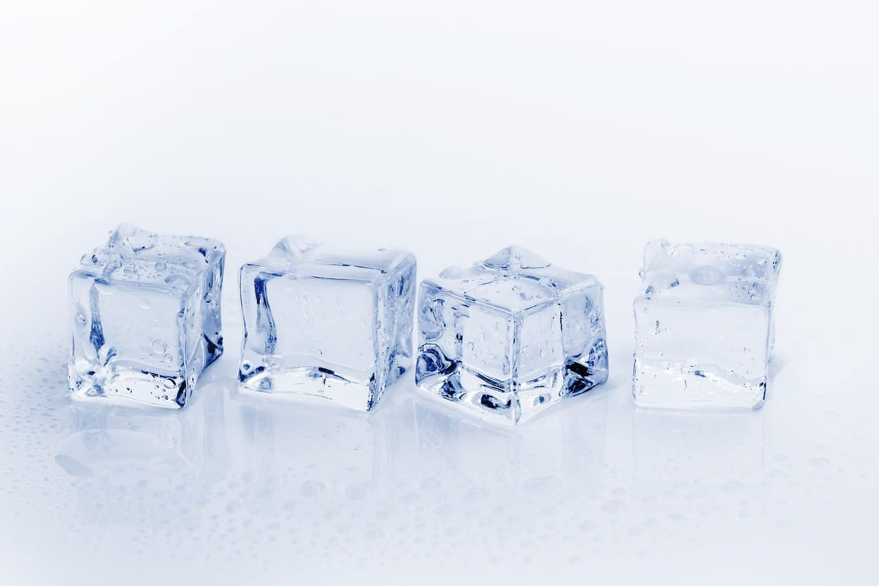 ice cubes, science facts