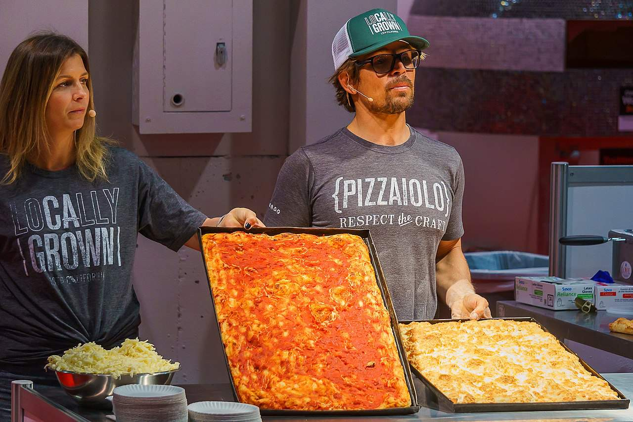 international pizza expo, pizza facts