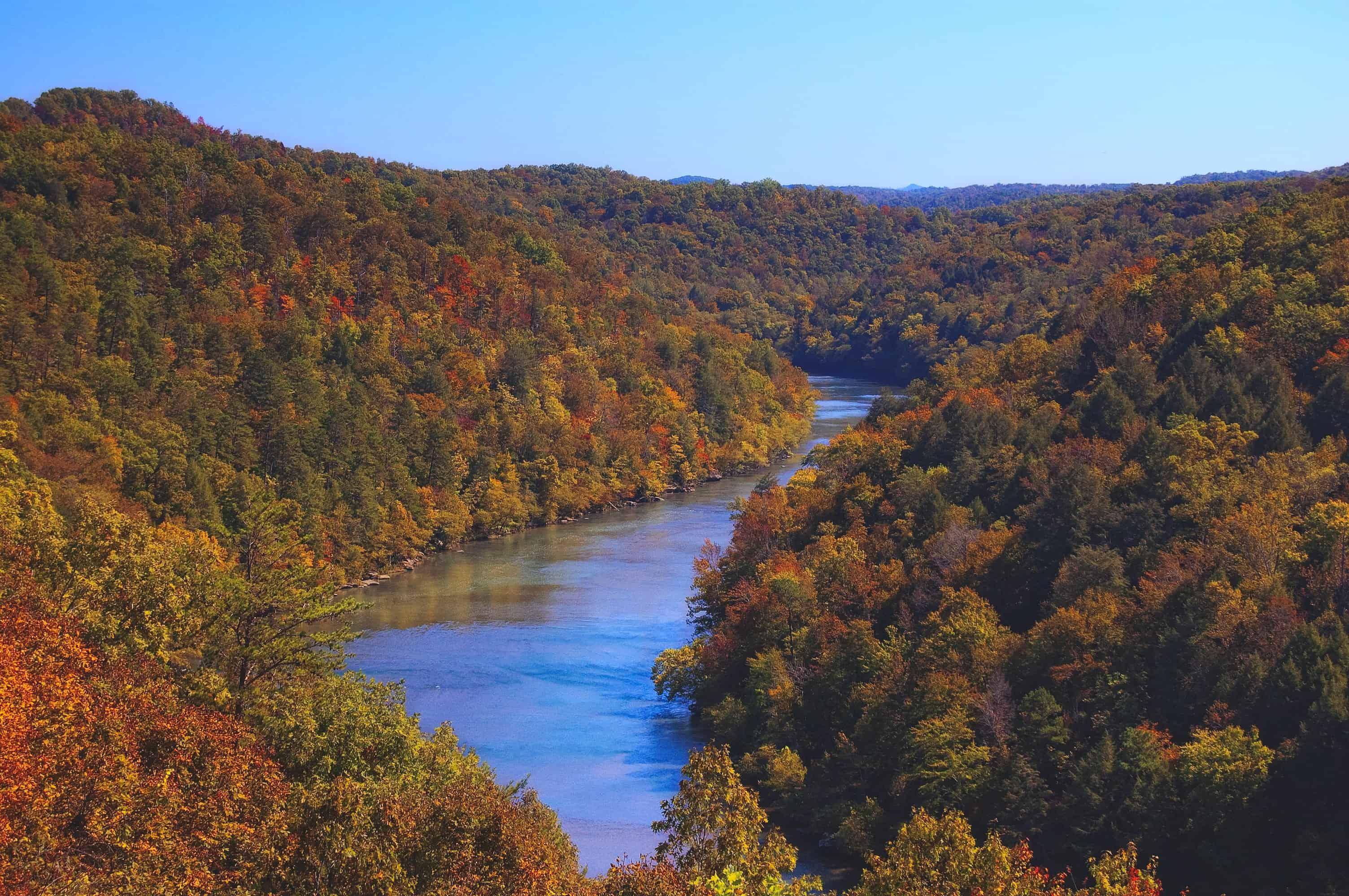 Cumberland river, kentucky facts