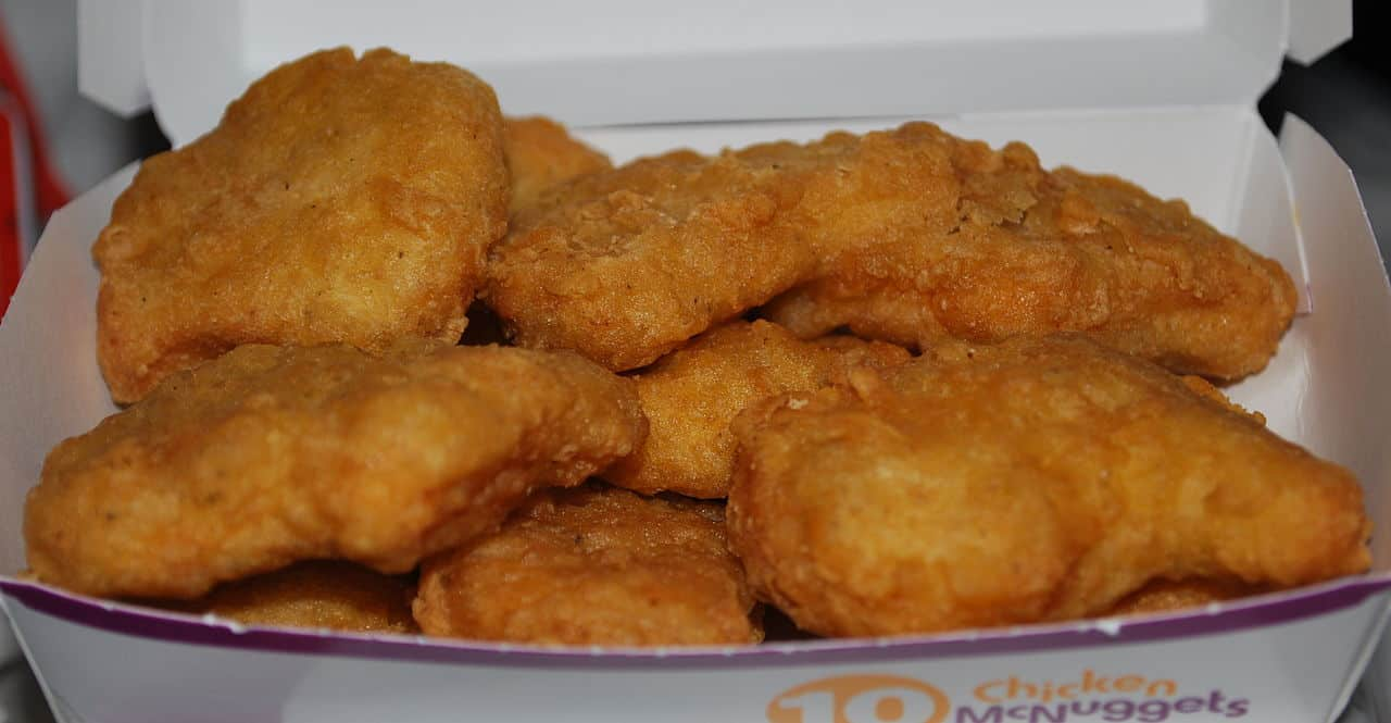 mcdonald's chicken mcnuggets, mcdonald's facts
